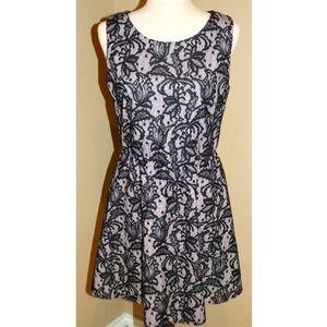 HeartSoul Lace sleeveless dress size large
